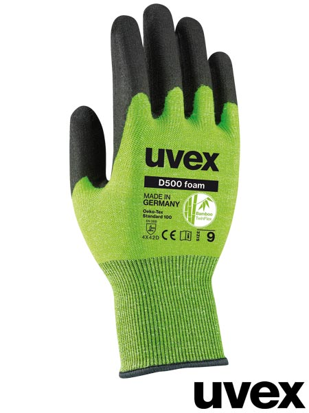 RUVEX-D500FOAM - PROTECTIVE GLOVES