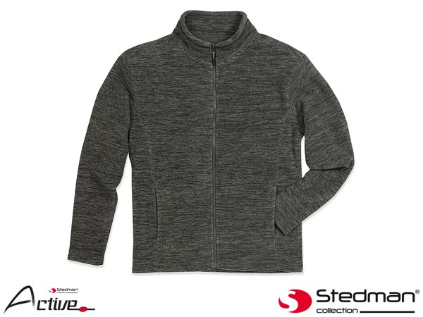 SST5060 - FLEECE PULLOVER MEN