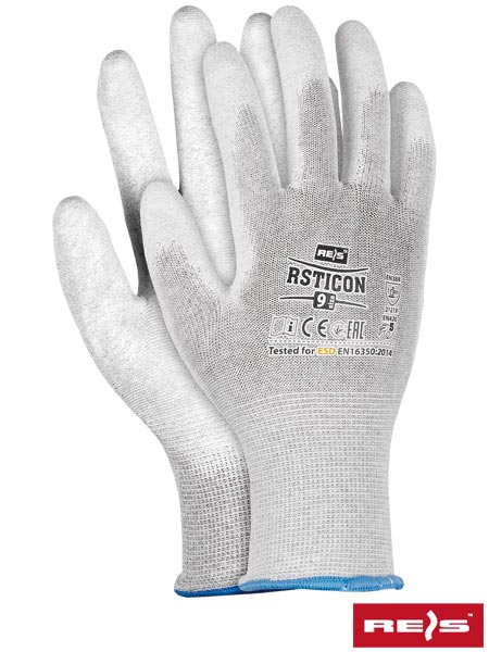 RSTICON JSW 8 - PROTECTIVE GLOVES