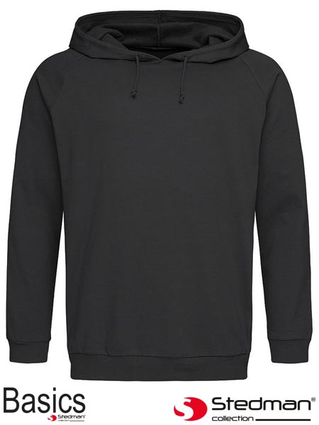 SST4200 RGY XS - HOODED SWEATSHIRT UNISEX