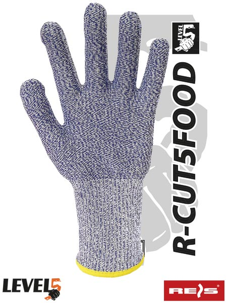 R-CUT5FOOD NW 9 - PROTECTIVE GLOVES
