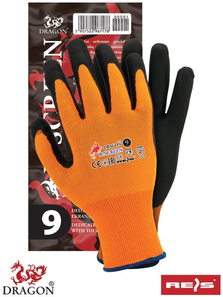 R-SCREEN PB 8 - PROTECTIVE GLOVES