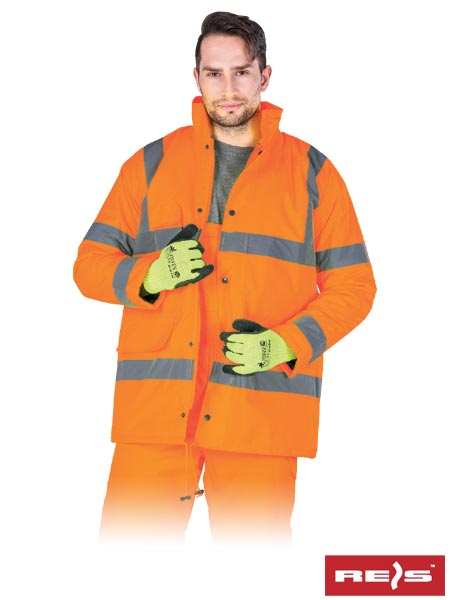 K-VIS P XXL - PROTECTIVE INSULATED JACKET