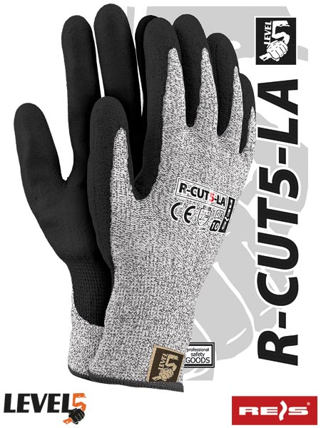 R-CUT5-LA BWB 10 - PROTECTIVE GLOVES