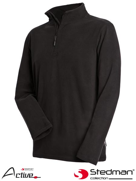 SST5020 SRE M - FLEECE PULLOVER MEN