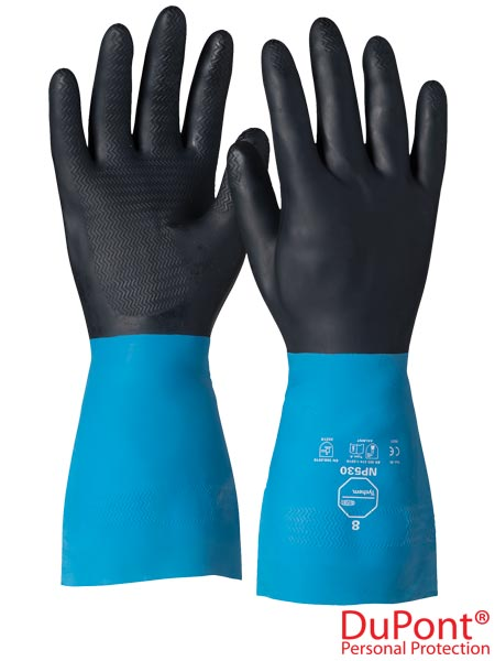 TYCH-GLO-NP530 BG 8 - PROTECTIVE GLOVES
