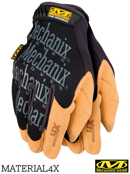 RM-MATERIAL4X BH L - PROTECTIVE GLOVES