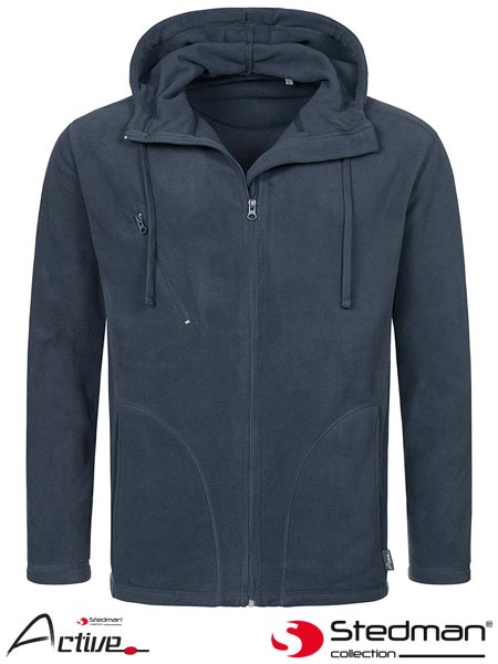 SST5080 BLM L - FLEECE JACKET