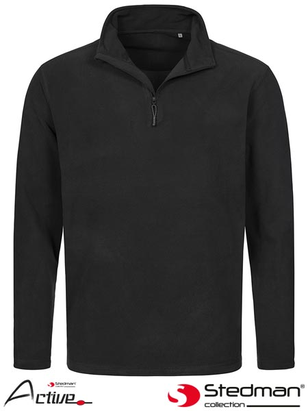 SST5020 BLO XXL - FLEECE PULLOVER MEN