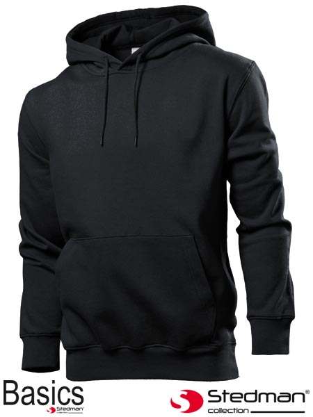SST4100 SRE XXXL - HOODED SWEATSHIRT MEN