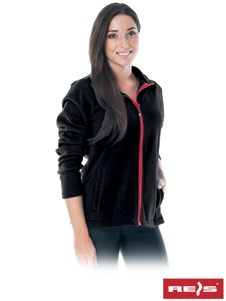 POLLADYDS B L - PROTECTIVE FLEECE JACKET