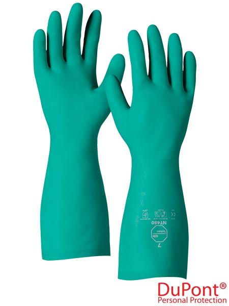 TYCH-GLO-NT480 Z - PROTECTIVE GLOVES