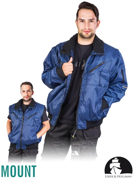LH-MOUNTER G XL - PROTECTIVE INSULATED JACKET