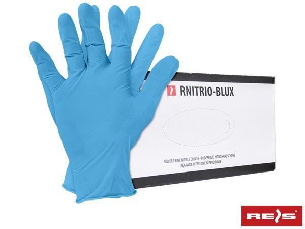 RNITRIO-BLUX N L - NITRILE GLOVES