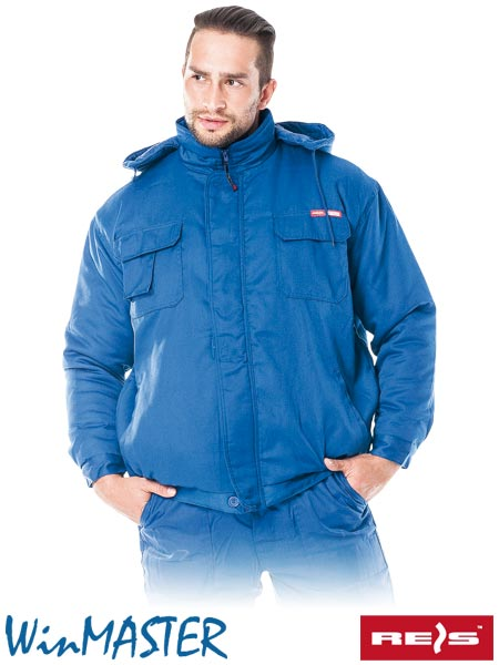 KMO-PLUS Z XXL - PROTECTIVE INSULATED JACKET