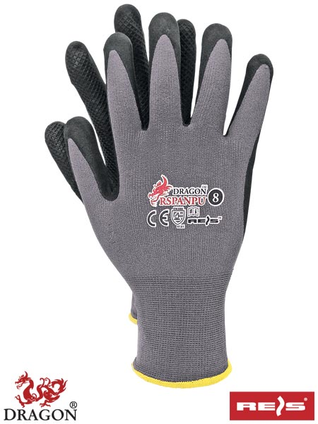 RSPANPU SB 8 - PROTECTIVE GLOVES