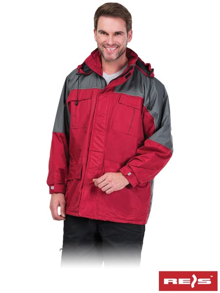 WIN-RED - PROTECTIVE INSULATED JACKET
