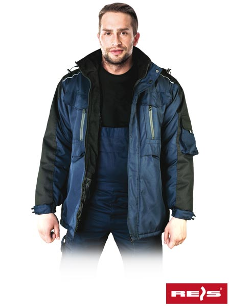 WIN-BLUBER - PROTECTIVE INSULATED JACKET