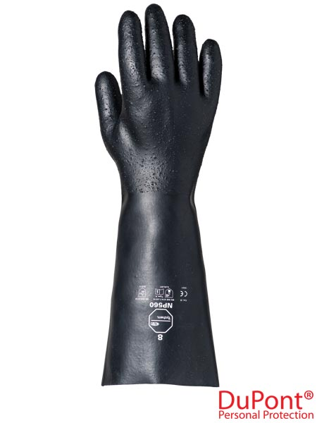 TYCH-GLO-NP560 B 8 - PROTECTIVE GLOVES