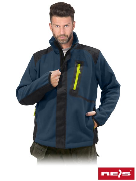 COLORADO OB XXL - PROTECTIVE FLEECE JACKET