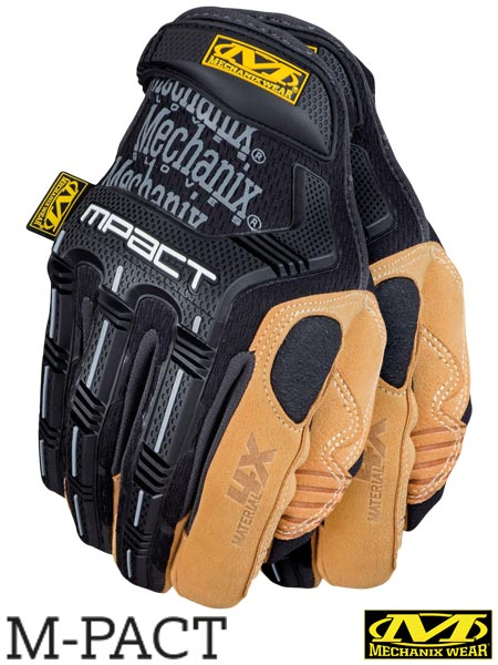 RM-MPACT4X BH - PROTECTIVE GLOVES