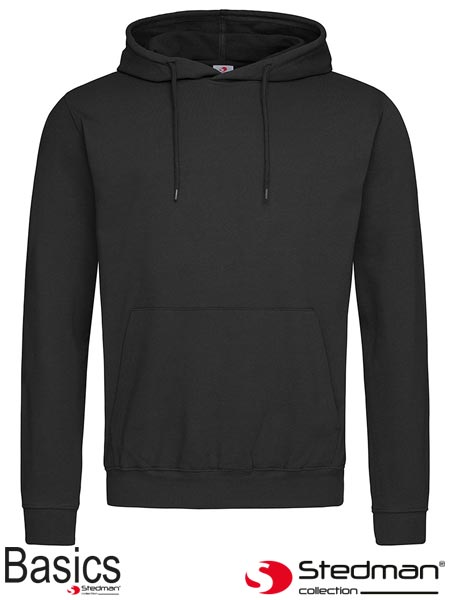 SST4100 BLO XXL - HOODED SWEATSHIRT MEN