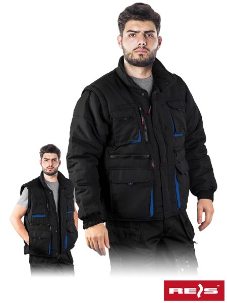 CZAPLA2 SB L - PROTECTIVE INSULATED JACKET