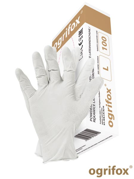 OX-LAT - PROTECTIVE GLOVES OX.11.358 LAT