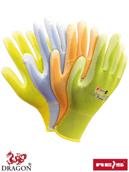 RPOLICOLOR MIX-YPZJN 9 - PROTECTIVE GLOVES