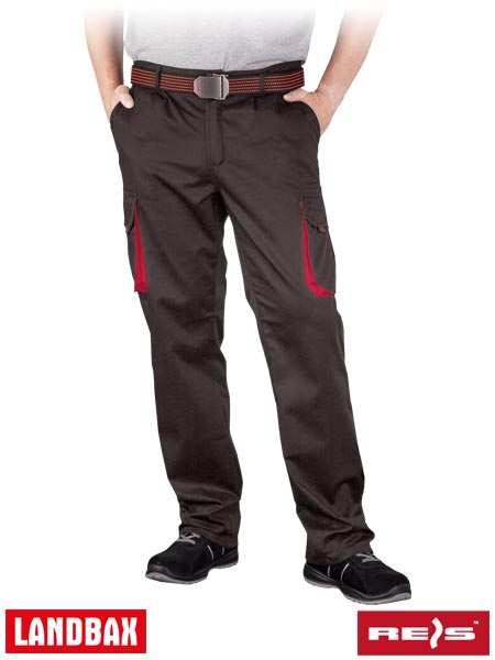 LAND-T GY 52 - PROTECTIVE TROUSERS