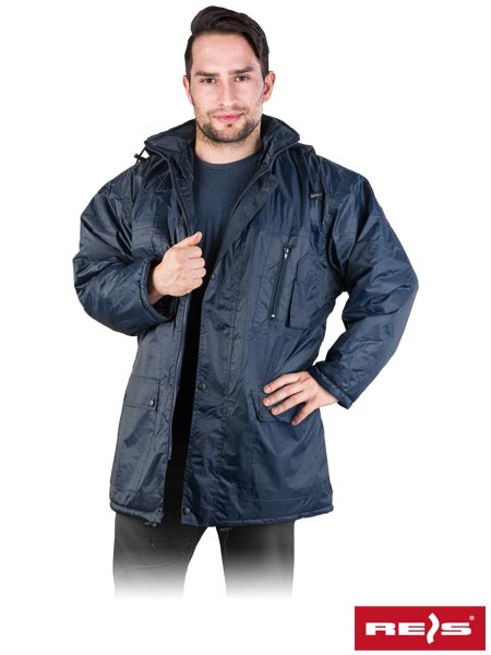 SYBERIA G M - PROTECTIVE INSULATED JACKET
