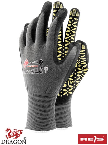 RYELLOWBERRY SBY 9 - PROTECTIVE GLOVES