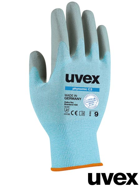 RUVEX-NOMICC3 NS 10 - PROTECTIVE GLOVES