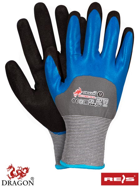 BLUTRIX-DUO - PROTECTIVE GLOVES