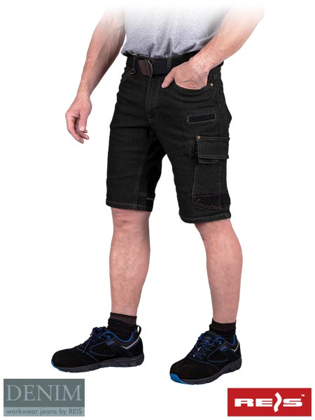 JEANS303-TS GB S - PROTECTIVE SHORT TROUSERS