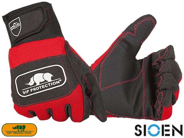 SI-S-G2XD3 - PROTECTIVE GLOVES