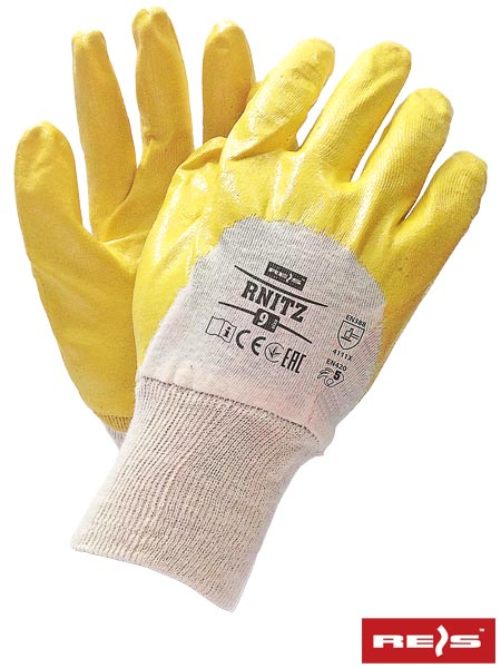 RNITZ BEY 10 - PROTECTIVE GLOVES