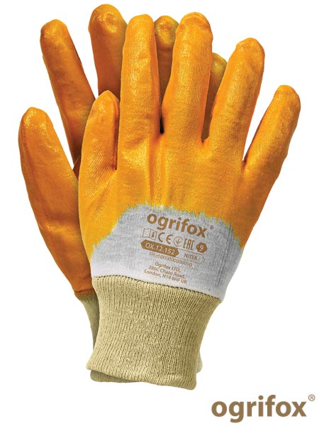 OX-NITER BEP 10 - PROTECTIVE GLOVES OX.12.152 NITER