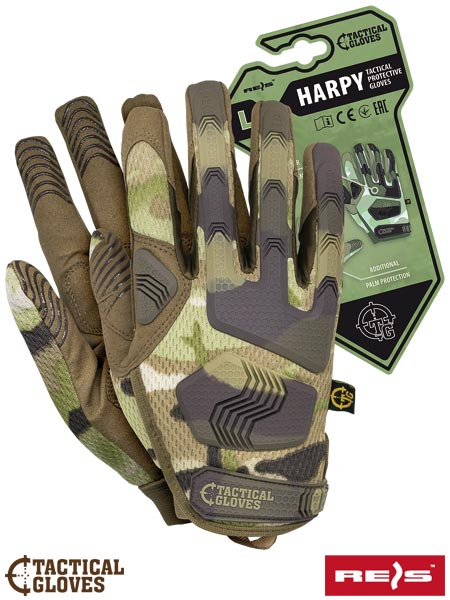 RTC-HARPY MO L - TACTICAL PROTECTIVE GLOVES