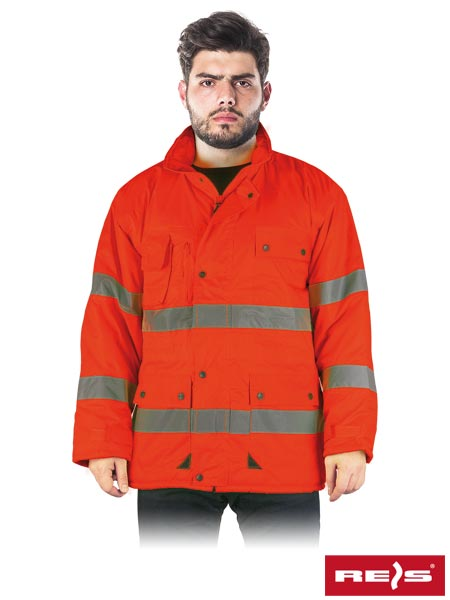 K-BLUER C XL - PROTECTIVE INSULATED JACKET