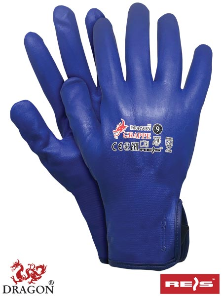 GRAPPE N 9 - PROTECTIVE GLOVES