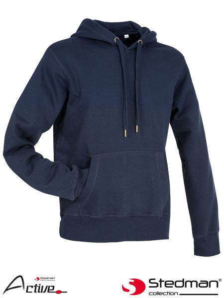 SST5600 BLM XXL - HOODED SWEATSHIRT MEN