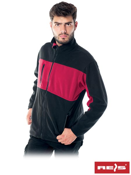 POLAR-DOBLE ZB M - PROTECTIVE FLEECE JACKET