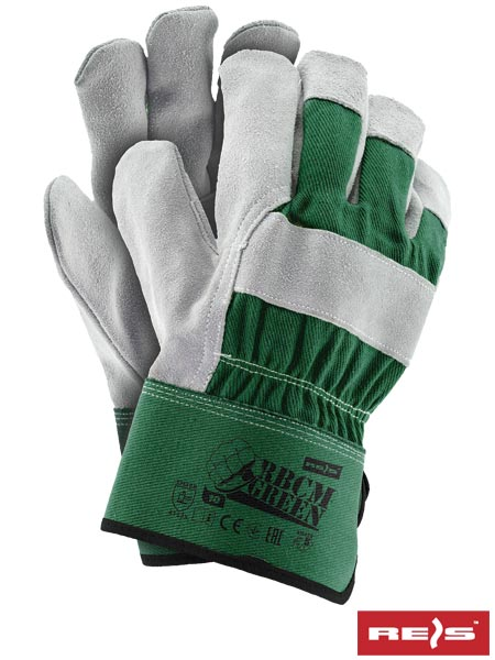 RBCMGREEN - PROTECTIVE GLOVES