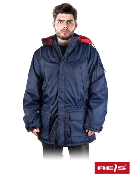 WIN-CUFF G M - PROTECTIVE INSULATED JACKET