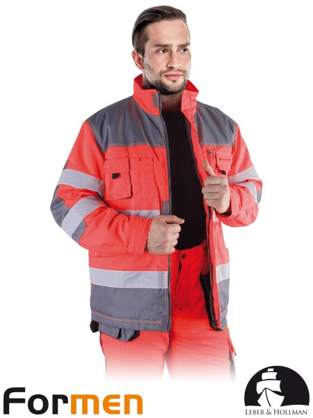 LH-FMNWX-J YSB L - PROTECTIVE INSULATED JACKET