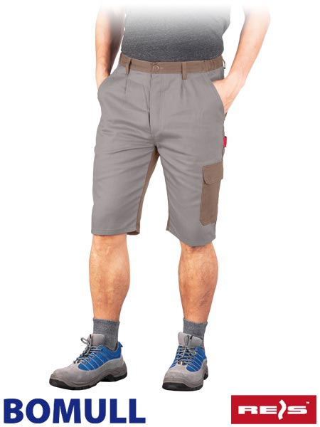 BOMULL-TS BEBR L - PROTECTIVE SHORT TROUSERS