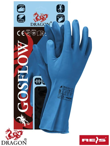 GOSFLOW N M - PROTECTIVE GLOVES