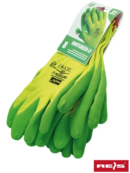 RHOTGREEN-LF ZZ 7 - PROTECTIVE GLOVES