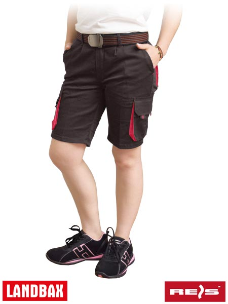 FRAULAND-TS SP 2XL - PROTECTIVE SHORT TROUSERS